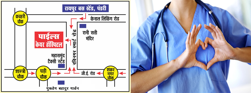 Ano Rectal diseases treatment in Raipur Chhattisgarh